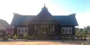 Kalimantan Utara Rumah Tradisional Baloy