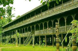 Provinsi Kalimantan Tengah Rumah Tradisional Betang