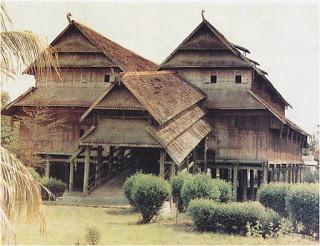 Provinsi Nusa Tenggara Barat Rumah Tradisional Dalam Loka Samawa