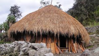 Provinsi Papua Barat Rumah Tradisional Honai