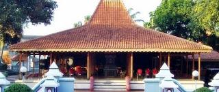 Provinsi Jawa Timur Rumah Adat Joglo Situbondo