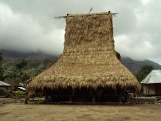 Provinsi Nusa Tenggara Timur Rumah Tradisional Musalaki