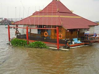 Provinsi Bangka Belitung Rumah Adat Rakit dan Limas