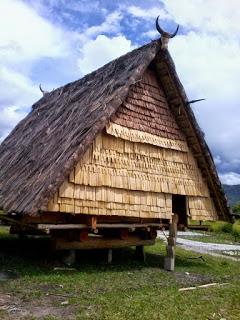 Provinsi Sulawesi Tengah Rumah Tradisional Tambi