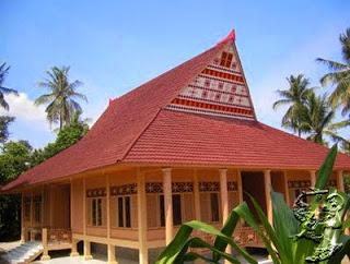 Provinsi Maluku Rumah Tradisional Baileo