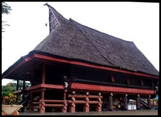 Provinsi Maluku Utara Rumah Tradisional Baileo