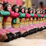 34 Provinsi Tari Adat Tradisional Indonesia Gambar Keterangan