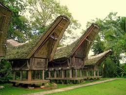 Provinsi Sulawesi Selatan Rumah Tradisional Tongkonan