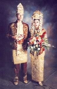 Pakaian Tradisional Kalimantan Selatan