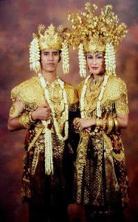 Pakaian Adat Provinsi Sumatera Selatan