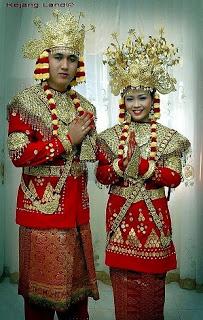 Pakaian Adat Provinsi Bengkulu