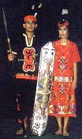 Pakaian Tradisional Kalimantan Tengah