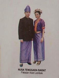Pakaian Tradisional Nusa Tenggara Barat