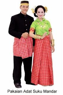 Pakaian Tradisional Sulawesi Barat