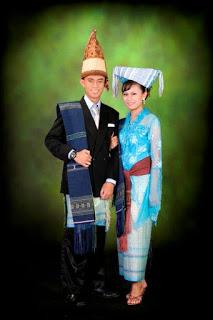 Pakaian Adat Provinsi Sumatera Utara