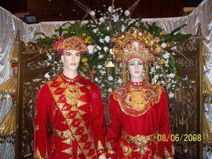 Pakaian Tradisional Kepulauan Bangka Belitung