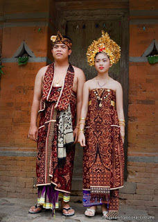 Pakaian Tradisional Bali