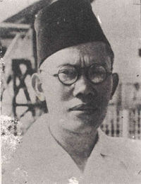 Pahlawan Nasional Mr. Syafruddin Prawiranegara