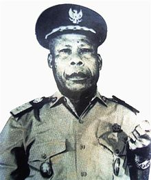 Pahlawan Nasional Frans Kaisiepo