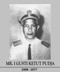 Pahlawan Nasional I Gusti Ketut Pudja