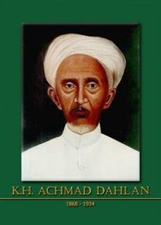 Pahlawan Nasional K.H. Ahmad Dahlan