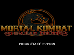 Kode Cheats Mortal Kombat PS2 Playstation 2 dan Komputer