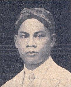 Pahlawan Nasional Oto Iskandar di Nata