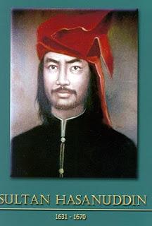 Pahlawan Nasional Sultan Hasanuddin