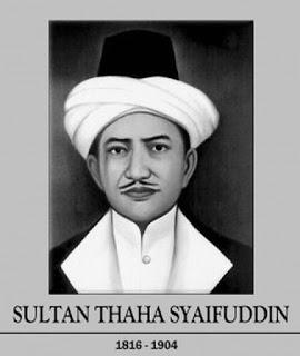 Pahlawan Nasional Thaha Syaifuddin