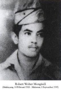 Pahlawan Nasional Robert Wolter Monginsidi