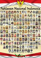 34 Provinsi pahlawan nasional Indonesia gambar dan keterangan