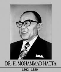 Pahlawan Nasional DR.H.MOHAMMAD HATTA