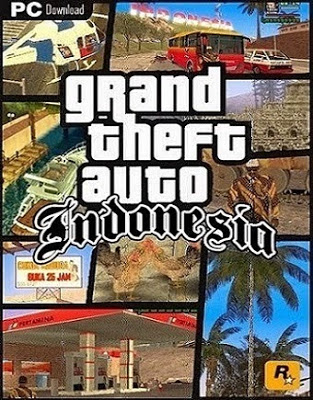 Kode cheats GTA San Andreas Indonesia Naufal Irfan