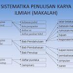 Sistematika Penulisan Karya Ilmiah