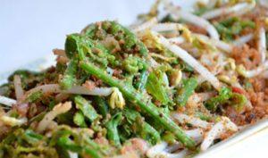 Makanan Khas Daerah Sumatera Utara ANYANG PAKIS