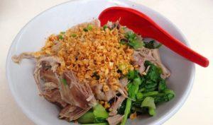 Makanan Khas Daerah Sumatera Utara BIHUN BEBEK
