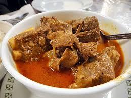 Makanan Khas Daerah Aceh Karee kameng