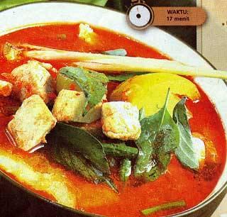 Sup Ikan Jantung Pisang