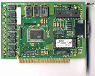 VGA Card (Video Graphics Accelerator)