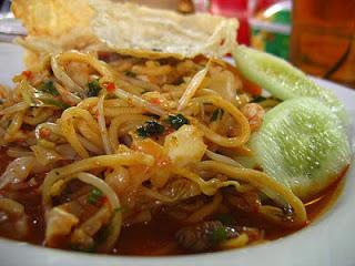 Makanan Khas Daerah Aceh Mie Aceh