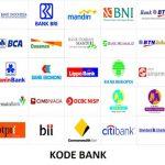Kode Bank BNI,BCA,MANDIRI,BRI Seluruh Indonesia