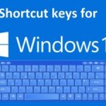 Inilah 20 Tombol Shortcuts Keyboard dan Funsgi di Windows 10