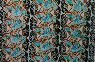 Motif Batik kalimantan utara