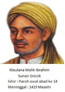 WaliSongo Sunan Gresik (Maulana Malik Ibrahim)