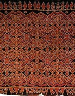 Motif Batik Sulawesi Utara