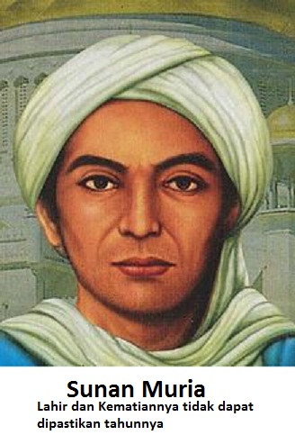 Walisongo Sunan Muria (Raden Umar Said)