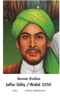 Walisongo Sunan Kudus (Ja'far Shadiq)
