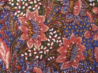 Motif Batik Rembang