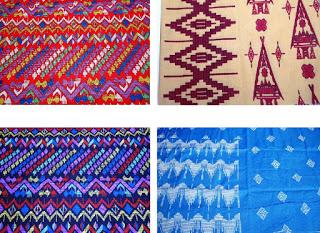Motif Batik Nusa Tenggara Timur