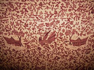 Motif Batik Sumatera Barat